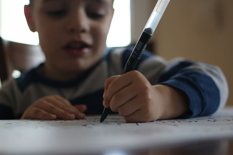 8 best ways to teach your left handed child to write